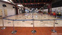 Begini Suasana Terkini di Terminal 2 Bandara Soekarno-Hatta