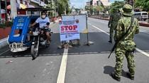 Virus Corona Kian Mengganas, Ibu Kota Filipina Lockdown Lagi