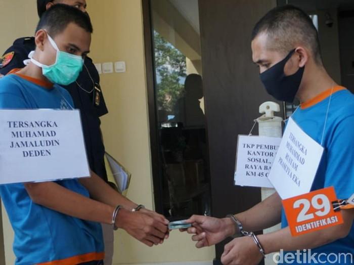 Pembunuh Sri berhasil ditangkap