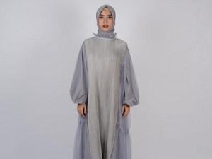 Tren Hijab Jelang Lebaran 2020: Bahan Voal dan Motif Monogram