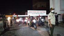 Cegah Corona Meluas, Jam Malam di Sigi Sulteng Berlaku Hari Ini