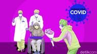 Sebaran 3.611 Kasus Sembuh Corona di RI Per 27 September, DKI Terbanyak
