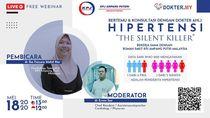 Ikuti Free Webinar soal Hipertensi The Silent Killer Bareng Dokter.my