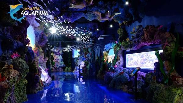 Wisata boleh, tapi jangan lupa untuk memperhatikan protokol kesehatan ya (dok Jakarta Aquarium)
