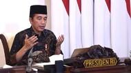 Jokowi Apresiasi Fatwa MUI terkait Peribadatan dan Dukung Larangan Mudik