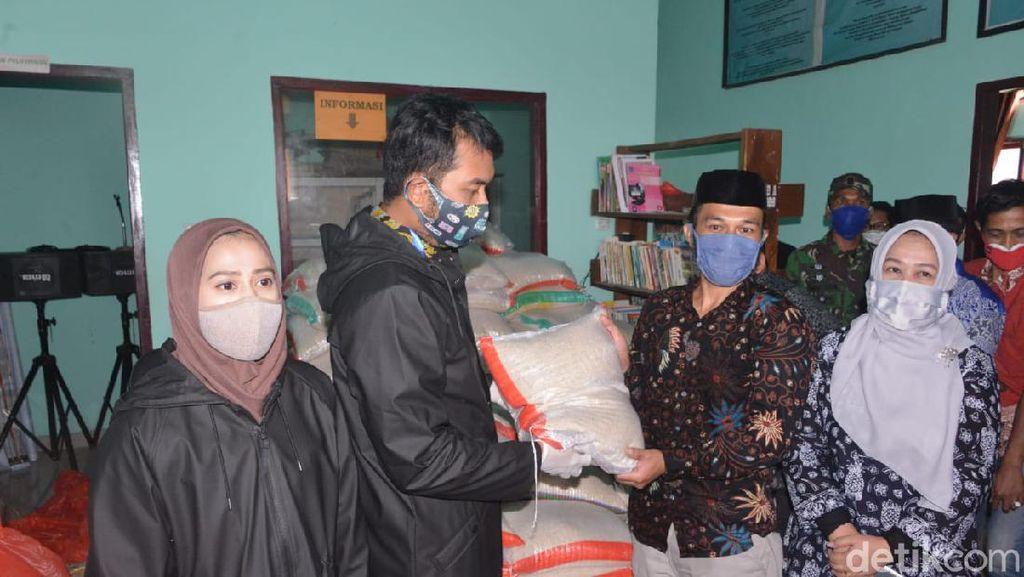 3 Dusun di Sinjai Jalani Isolasi Mandiri, Pemkab Beri 310 Paket Sembako