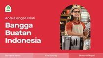 Bantu UMKM Bangkit, Gojek Dukung Gerakan #BanggaBuatanIndonesia