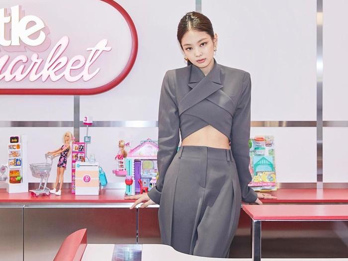 Cara diet idol Kpop termasuk Jennie Blackpink. Foto: Instagram/@gentlemonster