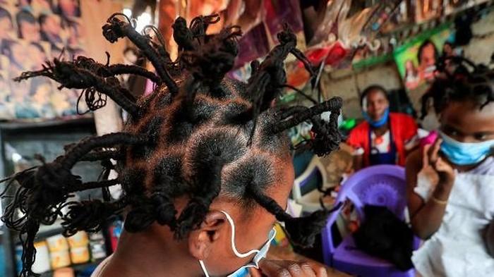 Tren rambut virus Corona