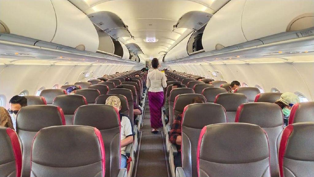 Batik Air Rute Kualanamu-Jakarta Sempat Gagal Terbang