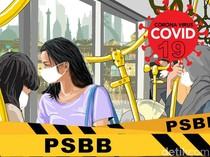PSBB Jakarta Diperpanjang, Pengusaha Ramal Ada Gelombang PHK Baru