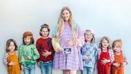 Belum Genap 28 Tahun, Wanita Ini Akan Melahirkan Anak Kedelapan