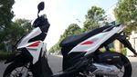 Wujud Motor China Mirip Honda Vario yang Harganya Mulai Rp 4 Jutaan