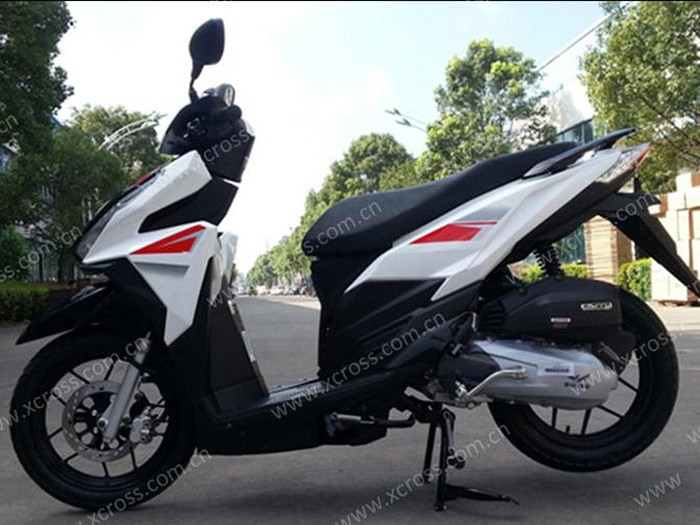 Motor China mirip Honda Vario 125