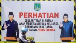 Sebaran 479 Kasus Baru Positif Virus Corona di Indonesia 25 Mei