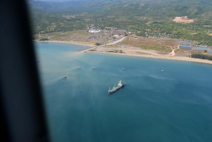 Patroli udara di perairan Aceh melacak pengungsi Rohingya (dok. Istimewa)