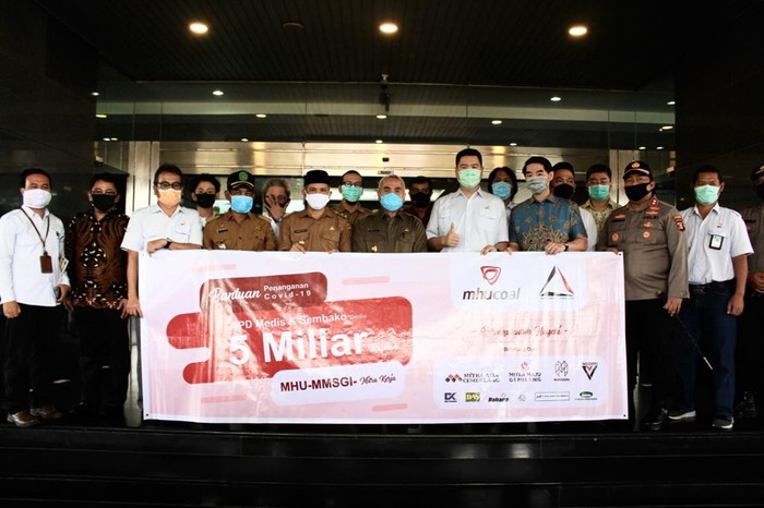 PT Multi Harapan Utama (MHU) dan MMS Group Indonesia (MMSGI)