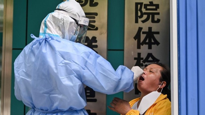 Virus corona: Mungkinkah China mengetes 11 juta warga Wuhan dalam 10 hari saja?