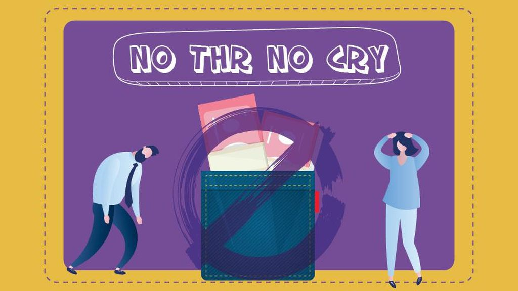 Podcast Tolak Miskin: No THR No Cry!