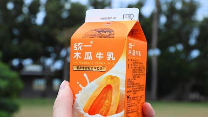 Susu pepaya