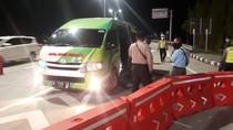 5 Pemudik dari Solo ke Malang Terjaring di Madiun dan Jalani Rapid Test