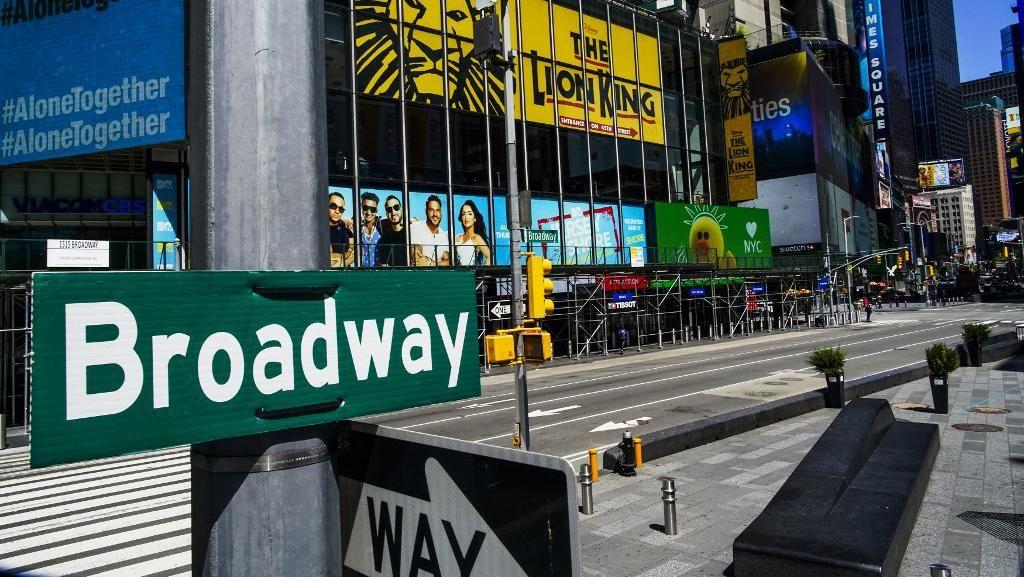 Seluruh Teater Broadway Lanjut Tutup hingga 2021 Imbas Corona