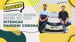 Sebentar Lagi, Tetap Cuan Saat Corona Lewat Bisnis Eks Taksi