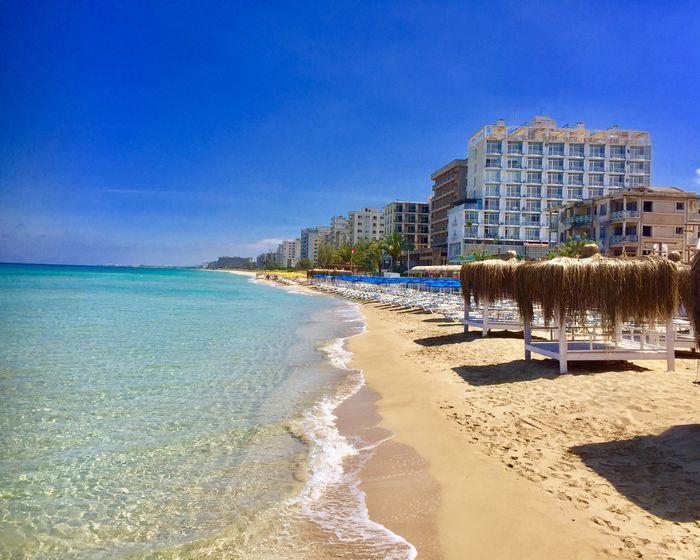 Kota Varosha di Siprus