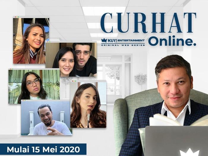 Web Series Curhat Online