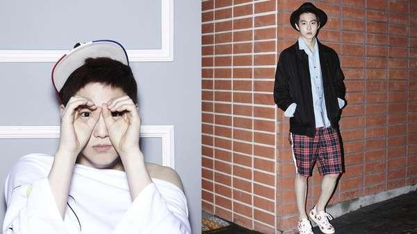Wamil Hari Ini, Intip Potret Suho EXO dari Masa ke Masa