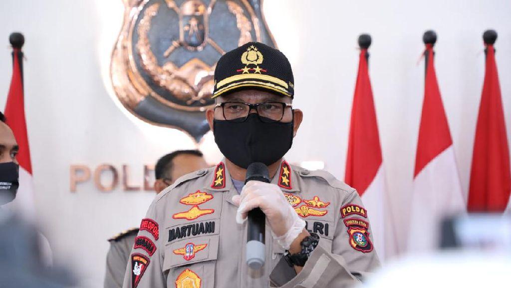 Polisi Tembak Mati 1 Pengedar Narkoba di Sumut, 35 Kg Sabu Disita