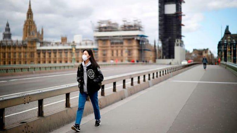 London dan Praha