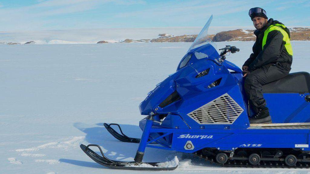 Pengalaman Menjalani Isolasi di Antartika yang Terputus dari Dunia