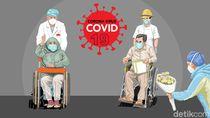 13 Pasien Positif Corona Hasil Pelacakan di Bandung Sembuh