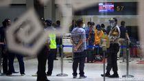 Begini Suasana Bandara Soekarno Hatta Pagi Ini