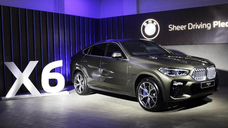 BMW X6 generasi ke-tiga