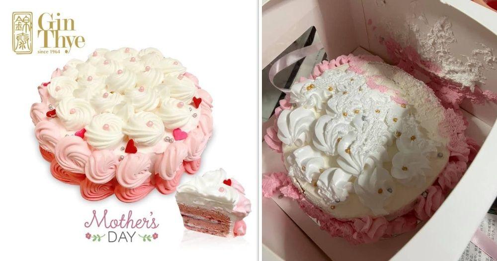 Bakery diprotes karena kue tak sesuai ekspektasi