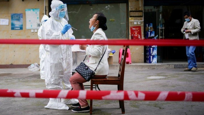 Virus corona: Wuhan klaim telah uji tiga juta dari 11 juta penduduknya
