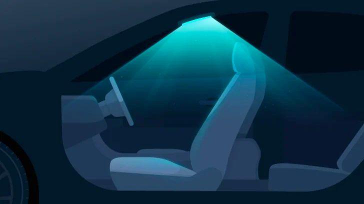 Hyundai gunakan sinar UV basmi virus dalam kabin mobil.