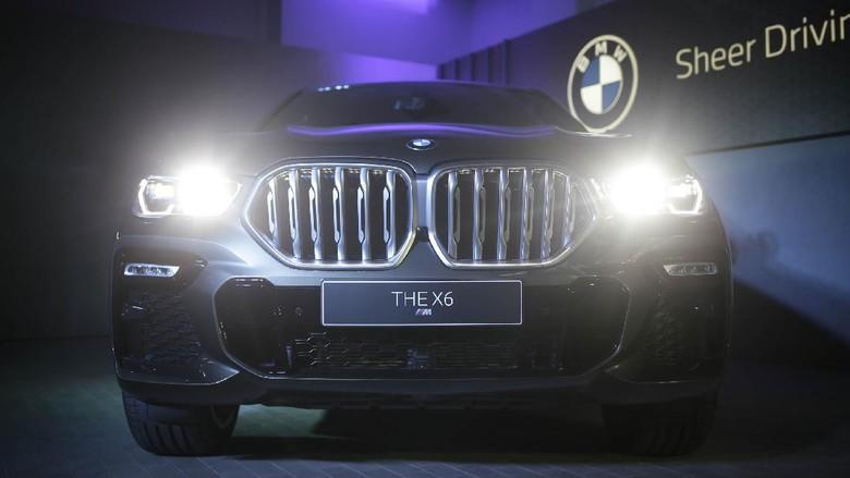 BMW Indonesia hari ini luncurkan all-new BMW X6, Generasi ketiga dari BMW X6, Jakarta, Jumat (15/5/2020). Penasaran?