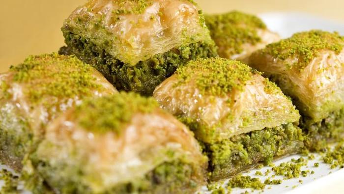 Makanan lebaran khas Turki