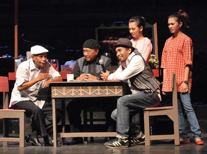 Pertunjukan Musikal Beta Maluku