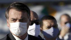 Presiden Brasil Positif Corona, WHO: Tak Ada Individu yang Bisa Aman