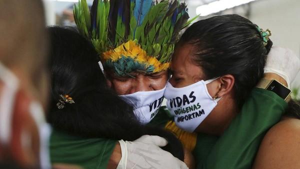 Dilansir Reuters, Messias sebelumnya sempat dirawat selama seminggu di RS Manaus.