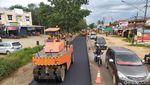 Perbaikan Jalan Lintas Timur Sumatera