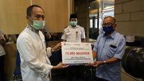 Kemenhub dan Pelindo II Gelar Aksi Peduli COVID-19 di Tanjung Priok