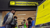 Pengecekan Penumpang di Bandara Soeta Diperketat