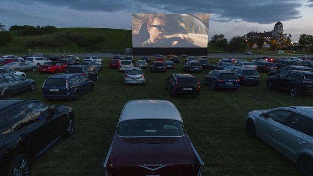 Drive in Cinema. AP/Robert Michael