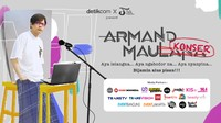 Lelang di Armand MauKonser: Sepeda Ganjar Pranowo Laku Rp 27,5 Juta