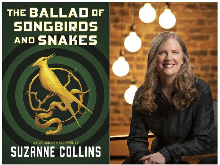 Novelis Suzanne Collins Terbitkan Prekuel The Hunger Games